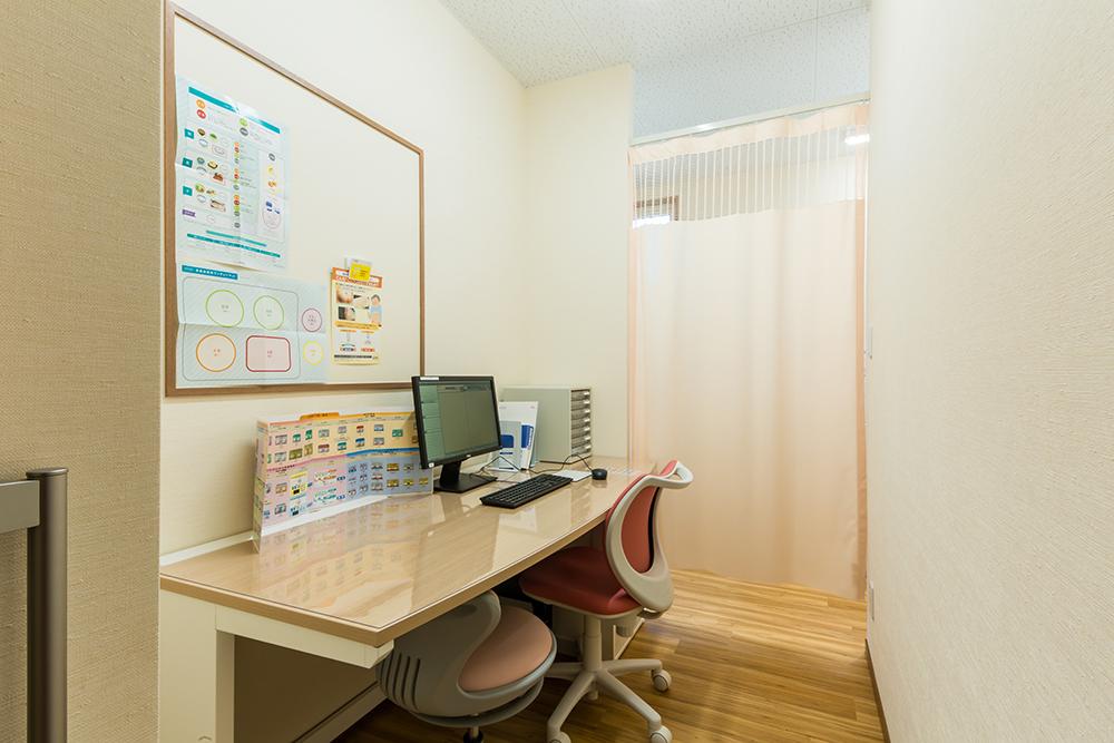 療養指導室